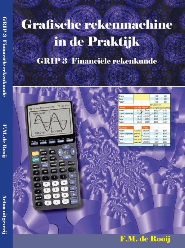 GRIP 3 Financiele Rekenkunde (gr. Rekenmachine)
